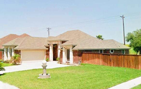 3425 Water Oak Drive, Edinburg, TX 78542 (MLS #347965) :: The Ryan & Brian Real Estate Team