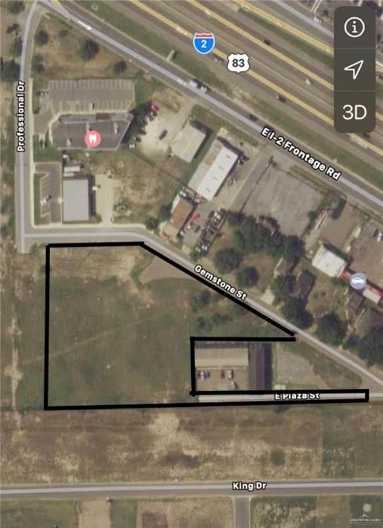 0 Plaza, Weslaco, TX 78596 (MLS #351036) :: Jinks Realty