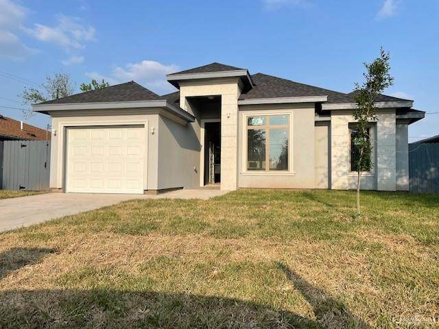 1303 Hampton Street, San Juan, TX 78589 (MLS #354659) :: The Ryan & Brian Real Estate Team