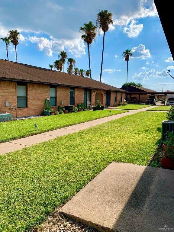 1500 Evergreen #16, Mission, TX 78573 (MLS #360861) :: The Lucas Sanchez Real Estate Team