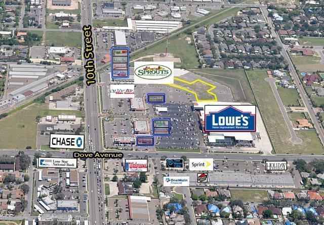 5800 N 10th Street, Mcallen, TX 78504 (MLS #184189) :: Jinks Realty