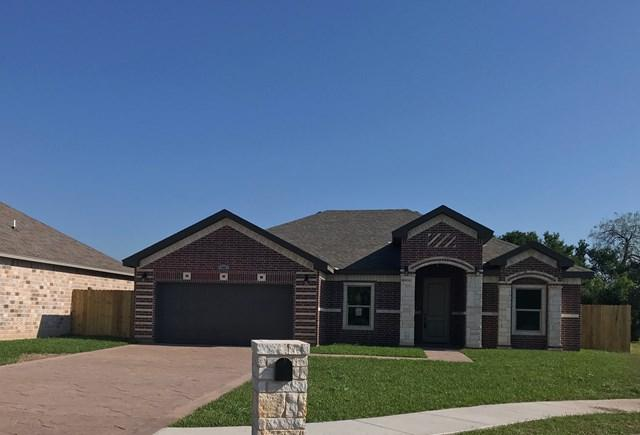 1002 Arroyo Circle, Mercedes, TX 78570 (MLS #210235) :: The Ryan & Brian Real Estate Team