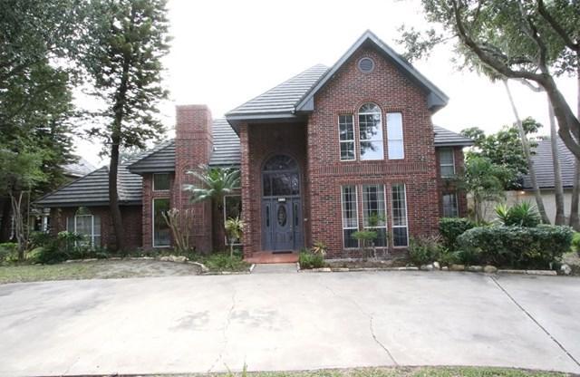 408 E Newport Lane, Mcallen, TX 78501 (MLS #215491) :: The Ryan & Brian Real Estate Team