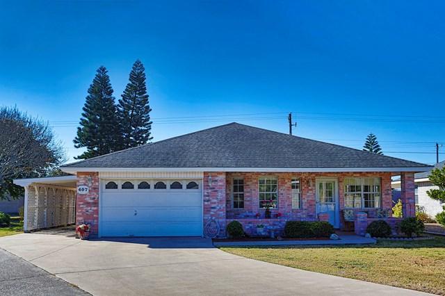 407 Belinda Drive, Alamo, TX 78516 (MLS #215801) :: Jinks Realty