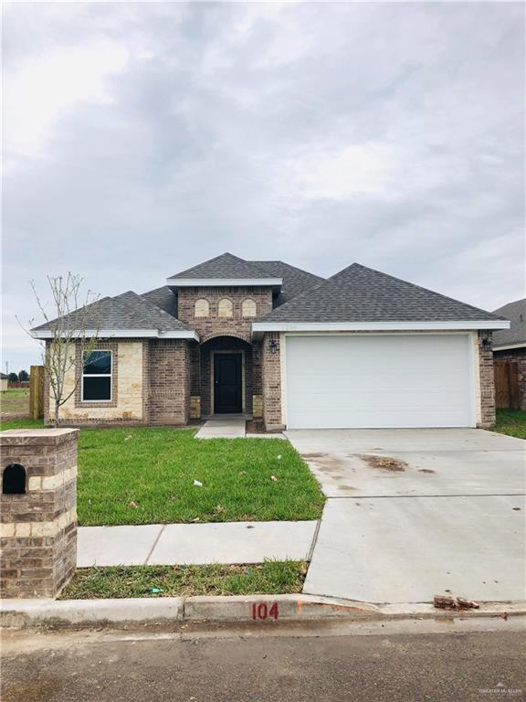 1200 Grandeur Drive, Alamo, TX 78516 (MLS #309758) :: The Ryan & Brian Real Estate Team