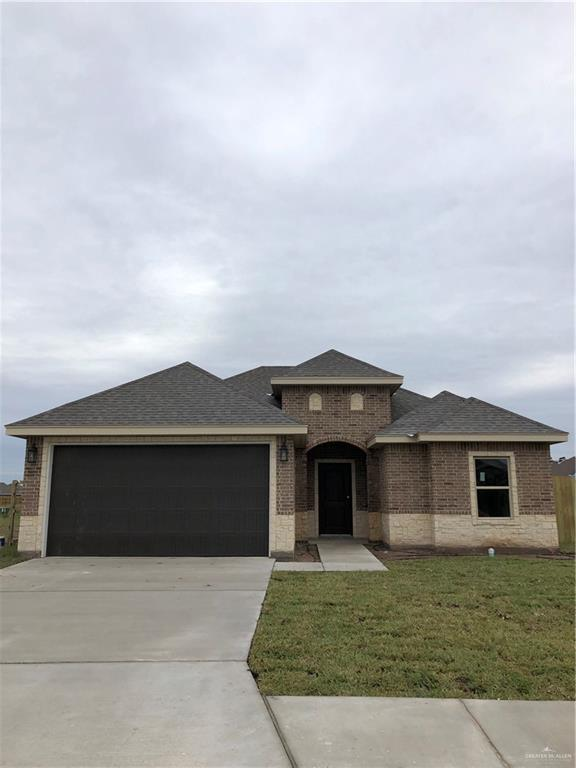 1211 Boulder Drive, Alamo, TX 78516 (MLS #309759) :: The Ryan & Brian Real Estate Team