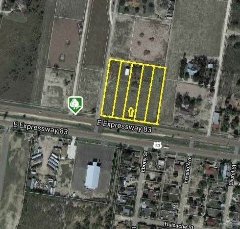 321 E Expressway 83, Penitas, TX 78576 (MLS #325316) :: Key Realty