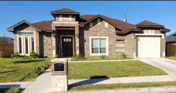 2008 W Sandstone Drive, Mission, TX 78574 (MLS #345937) :: The Lucas Sanchez Real Estate Team