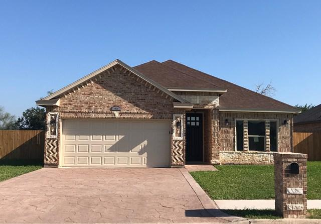 1022 Arroyo Circle, Mercedes, TX 78570 (MLS #210240) :: The Ryan & Brian Real Estate Team