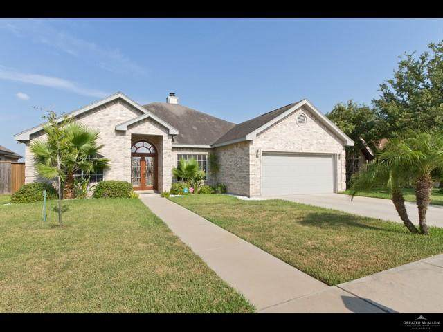 3301 Santa Teresa, Mission, TX 78572 (MLS #344316) :: The Lucas Sanchez Real Estate Team