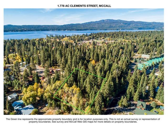1.78 AC Clements Street, McCall, ID 83638 (MLS #530018) :: Silvercreek Realty Group