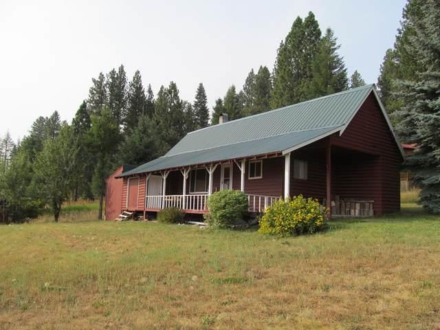 644 Teepee Road, Cascade, ID 83611 (MLS #531250) :: Boise River Realty