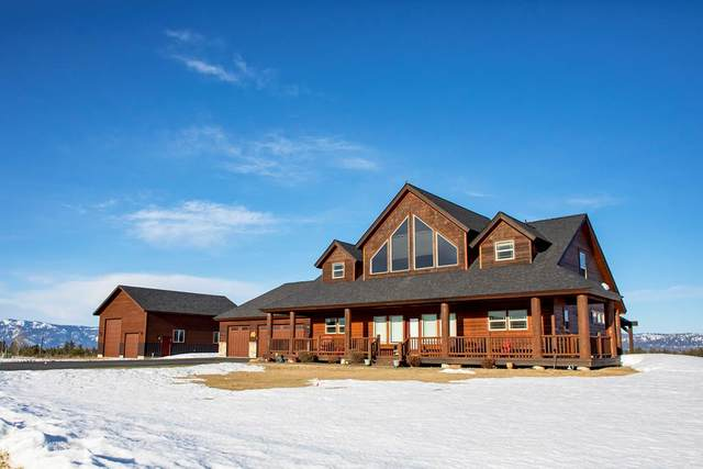 45 Elkhorn Ranch Road, McCall, ID 83638 (MLS #532216) :: Boise River Realty