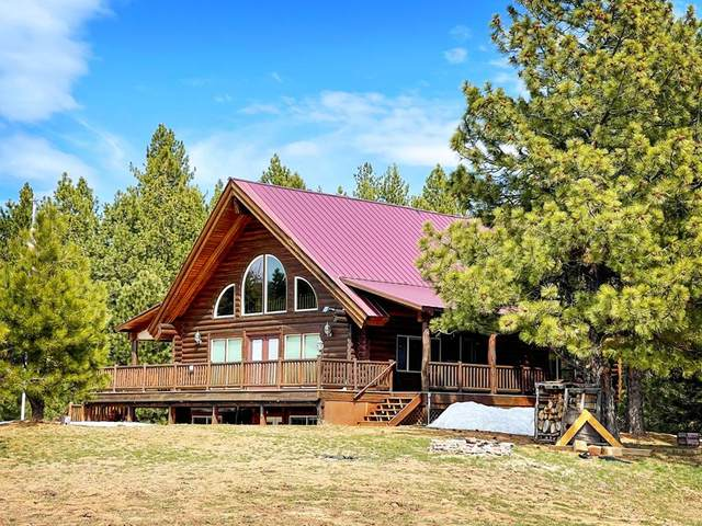 10360 Gamann Drive, Cascade, ID 83611 (MLS #532222) :: Boise River Realty