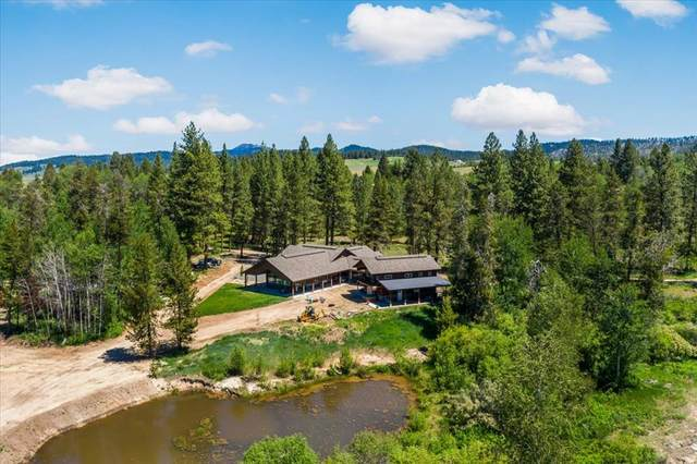 467 Gold Fork Road, Donnelly, ID 83615 (MLS #532709) :: Boise River Realty