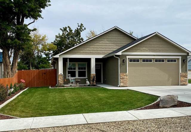 117 Southwest Boulevard, New Plymouth, ID 83658 (MLS #533284) :: Boise River Realty