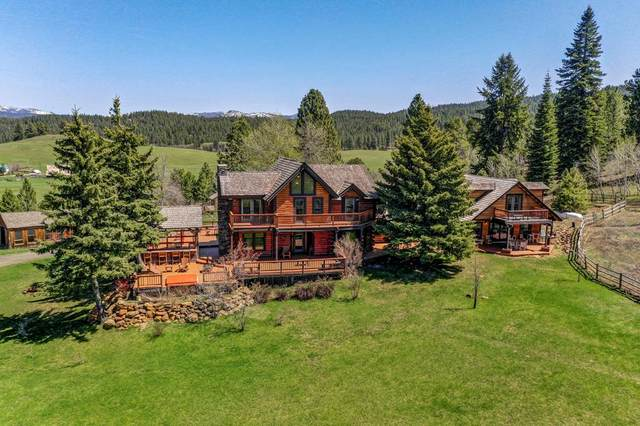 12738 Koskella Road, Donnelly, ID 83615 (MLS #530040) :: Boise River Realty