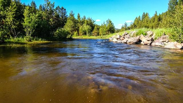 1 Clear Creek Road, Cascade, ID 83611 (MLS #526326) :: Juniper Realty Group