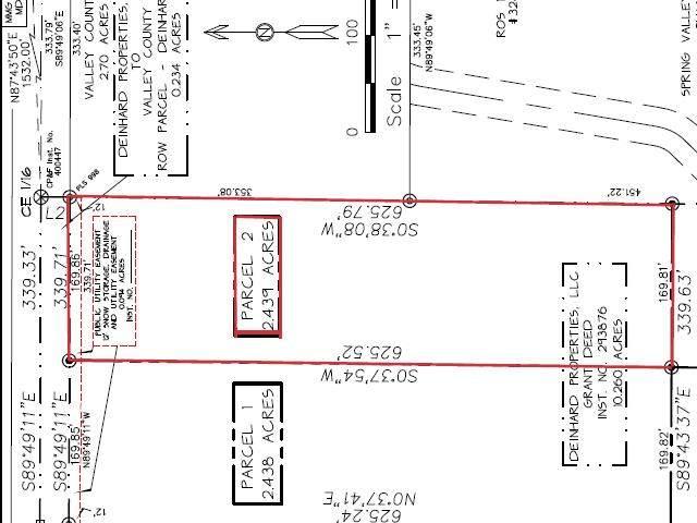 Parcel 2 Deinhard Lane, McCall, ID 83638 (MLS #531969) :: Boise River Realty