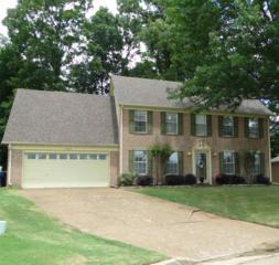 9620 Wood Green Ln, Lakeland, TN 38002 (#10003177) :: RE/MAX Real Estate Experts