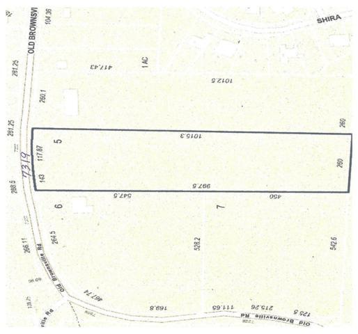 7319 Old Brownsville Rd, Bartlett, TN 38002 (#10001235) :: The Melissa Thompson Team