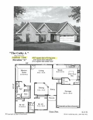 761 Birthstone Ave, Memphis, TN 38109 (#10002302) :: The Wallace Team - RE/MAX On Point