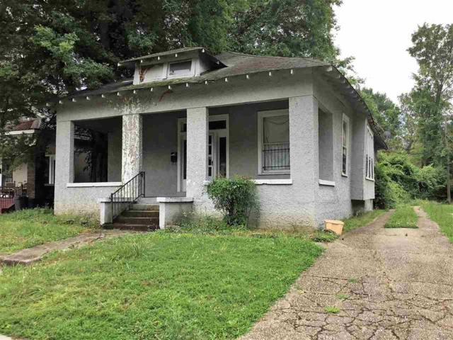 1351 Faxon Ave, Memphis, TN 38104 (#10004796) :: ReMax On Point
