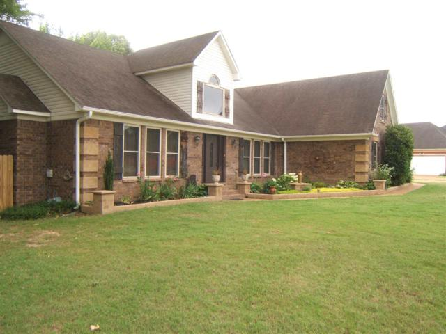 239 Ridgeway Dr, Unincorporated, TN 38053 (#10005024) :: ReMax On Point