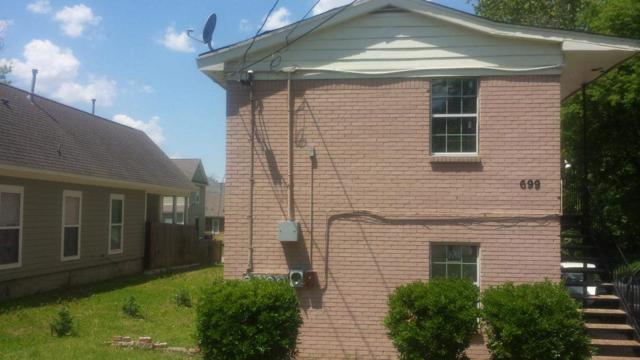 699 N Fifth St, Memphis, TN 38107 (#10005034) :: ReMax On Point