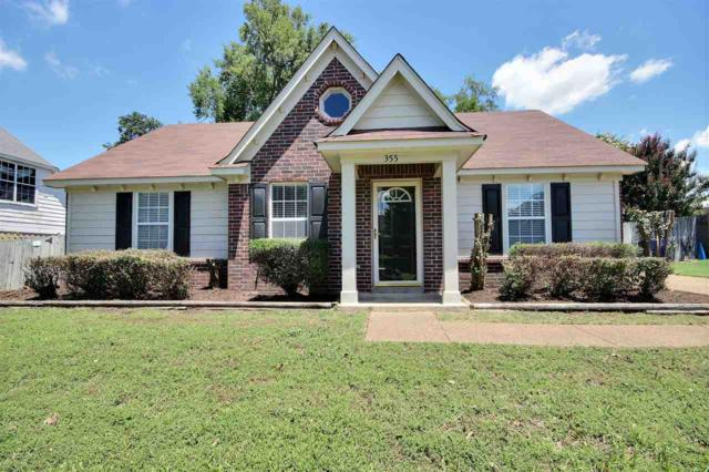 355 Oakland Hills Dr, Oakland, TN 38060 (#10005102) :: ReMax On Point