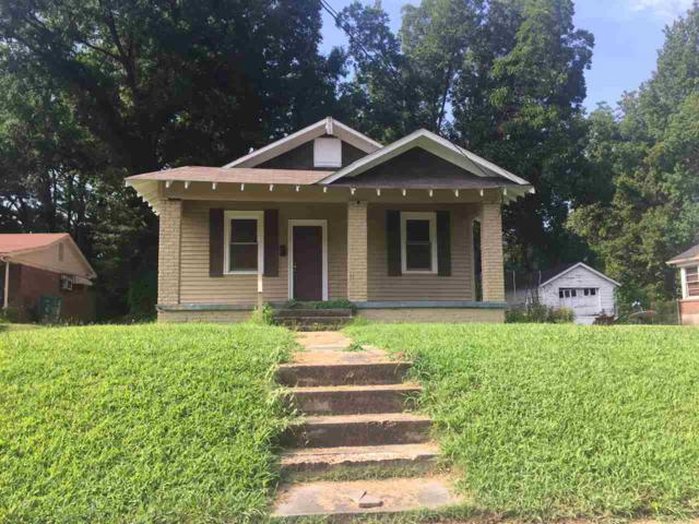 3447 Tutwiler Ave, Memphis, TN 38122 (#10007544) :: The Wallace Team - RE/MAX On Point