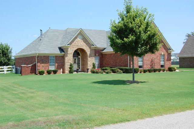 2446 Tower Dr, Southaven, MS 38672 (#10009334) :: Berkshire Hathaway HomeServices Taliesyn Realty