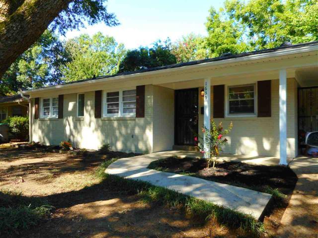 1635 Raymore Rd, Memphis, TN 38117 (#10009504) :: Berkshire Hathaway HomeServices Taliesyn Realty