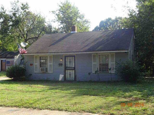 1606 N Graham Ave, Memphis, TN 38108 (#10010177) :: The Wallace Team - RE/MAX On Point