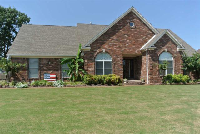 7011 W Honeysuckle Ln, Millington, TN 38053 (#10011059) :: The Wallace Team - RE/MAX On Point