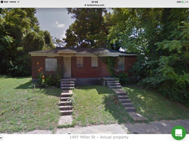1498 Miller St, Memphis, TN 38106 (#10011119) :: All Stars Realty