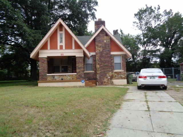 55 Shady Ln SW, Memphis, TN 38106 (#10011653) :: ReMax On Point