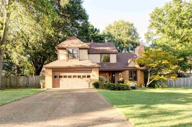 814 Glaze Cv, Collierville, TN 38017 (#10011957) :: Eagle Lane Realty