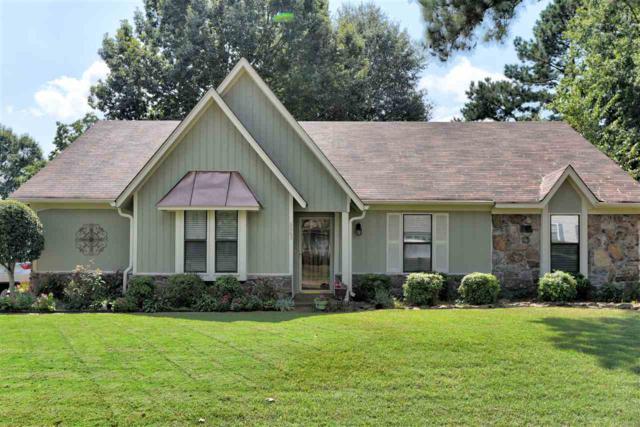 6063 Ainsworth Ave, Bartlett, TN 38134 (#10011999) :: Eagle Lane Realty
