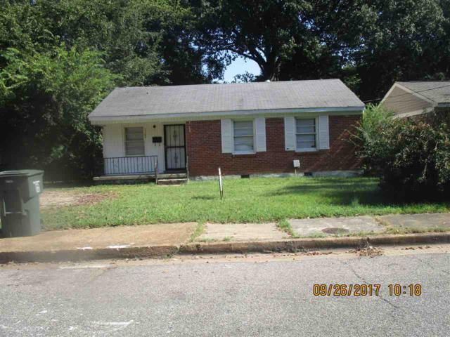 3582 Hazelwood Ave, Memphis, TN 38122 (#10012331) :: The Wallace Team - RE/MAX On Point
