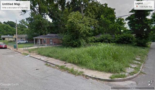 1123 Ryder Ave, Memphis, TN 38106 (#10013115) :: The Wallace Team - RE/MAX On Point