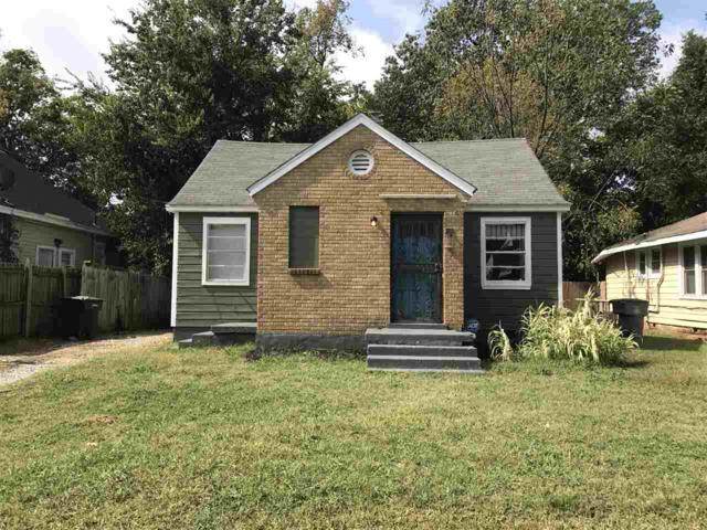 689 Hillcrest St, Memphis, TN 38112 (#10013301) :: The Wallace Team - RE/MAX On Point