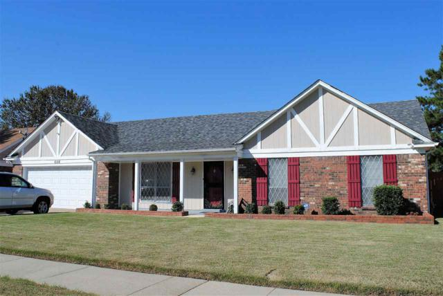 6118 Pebble Beach Ave, Memphis, TN 38115 (#10013505) :: Berkshire Hathaway HomeServices Taliesyn Realty