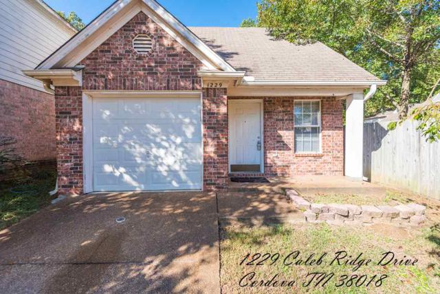 1229 Caleb Ridge Dr, Unincorporated, TN 38018 (#10013592) :: The Wallace Team - RE/MAX On Point