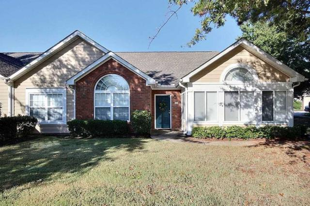 1172 Oak Timber Cir #84, Collierville, TN 38017 (#10013905) :: Berkshire Hathaway HomeServices Taliesyn Realty