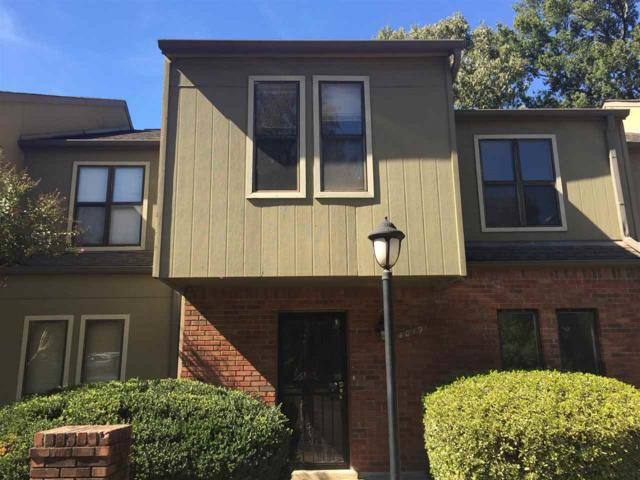 4019 Graham Oaks Ct #2, Memphis, TN 38122 (#10013936) :: The Wallace Team - RE/MAX On Point