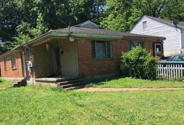 3215 Powell Ave, Memphis, TN 38112 (#10014437) :: Eagle Lane Realty