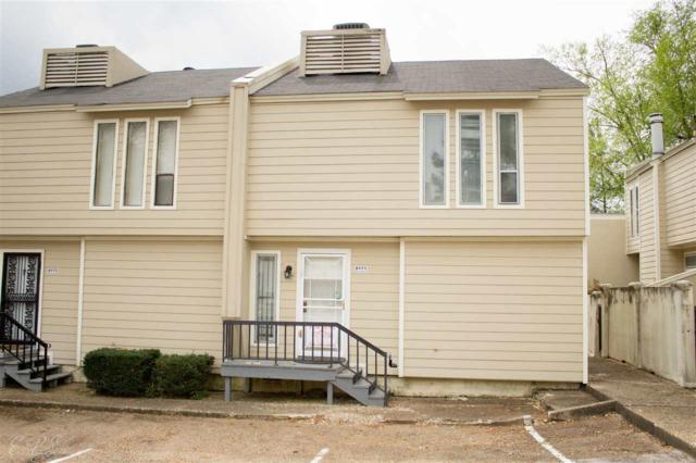 8171 Harley Sq H-27, Memphis, TN 38016 (#10014995) :: The Home Gurus, PLLC of Keller Williams Realty