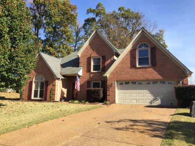 2745 Twisted Oak Cv N, Cordova, TN 38016 (#10015395) :: Eagle Lane Realty