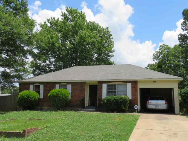 3702 Marty St, Memphis, TN 38109 (#10015465) :: The Wallace Team - RE/MAX On Point